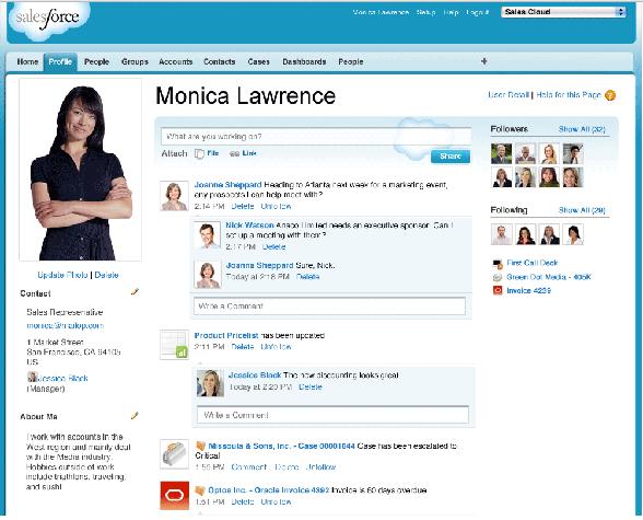 Salesforce Sales Cloud CRM Software Reviews