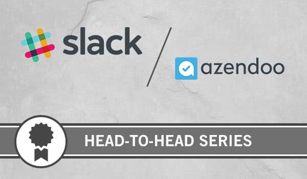 Slack vs Azendoo: The Project Management Showdown