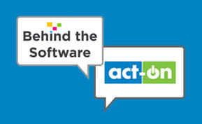Let's Talk Act-On: Behind the Software Q&A with CMO Atri Chatterjee