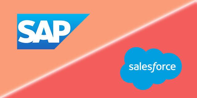 Salesforce vs SAP: A Clash of Two Enterprise CRM Titans